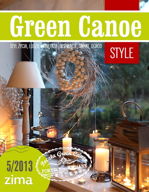 GREEN CANOE STYLE  – WINTER ISSUE